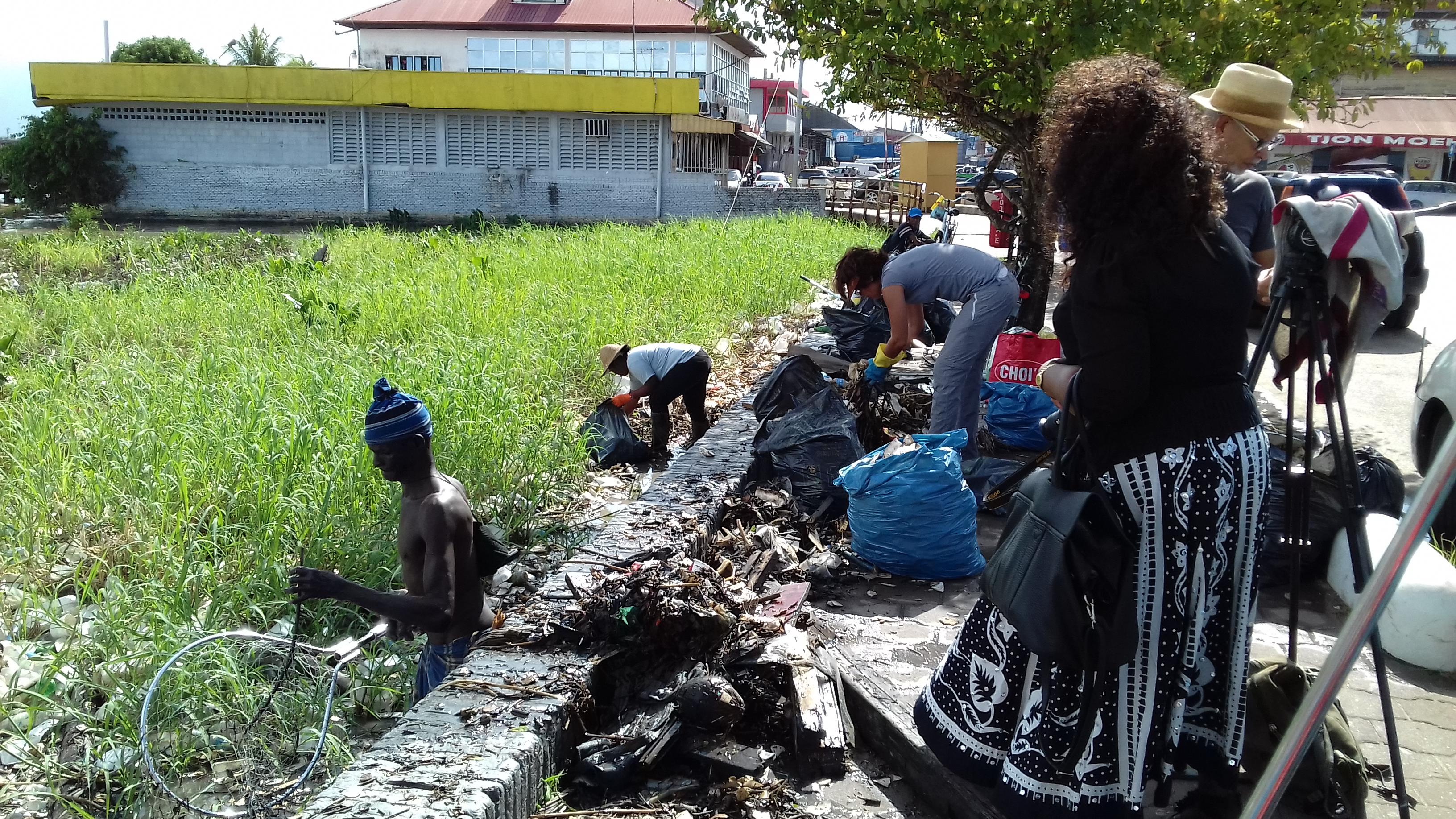 Clean up Waterkant